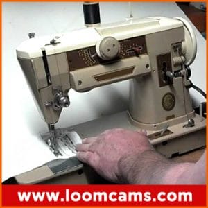 Shedding Cam For Toyota Air-Jet Loom